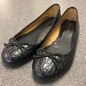 Talbots Leather Flats